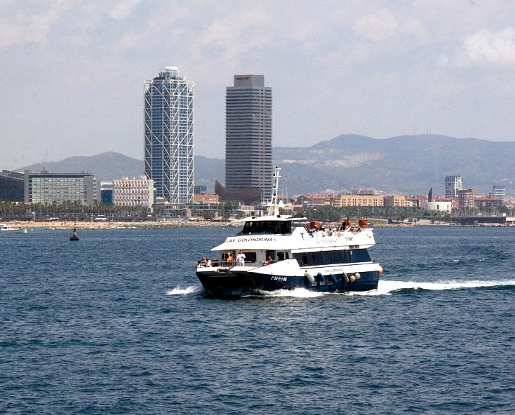Boat Tours Barcelona Sea